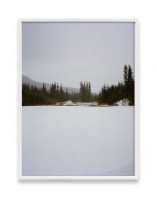Snowstorm in the Adirondacks