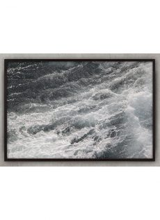 ocean waves photograph