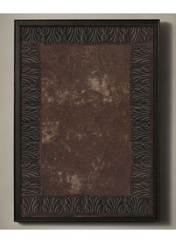 antique book cover phorograph