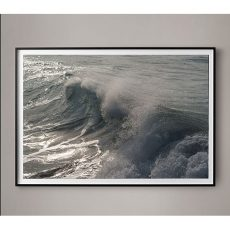crashing surf photograph