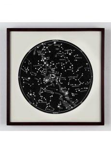 Celestial Map by DDE Studio