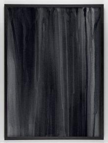 moody abstract art print